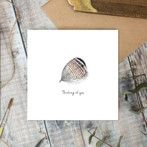 Castlebellgifts, Toasted Crumpet Thinking Of You Card