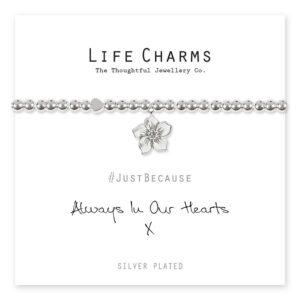 Life Charm Bracelet
