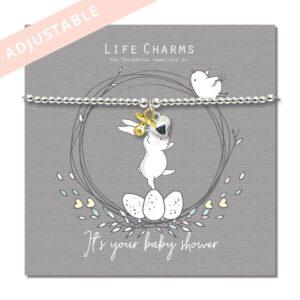 Life Charms Bracelet