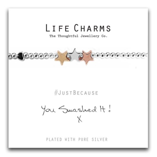 Life Charms Bracelets
