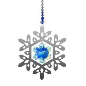 Castlebellgifts, Snow Flake Crystal Wildthings