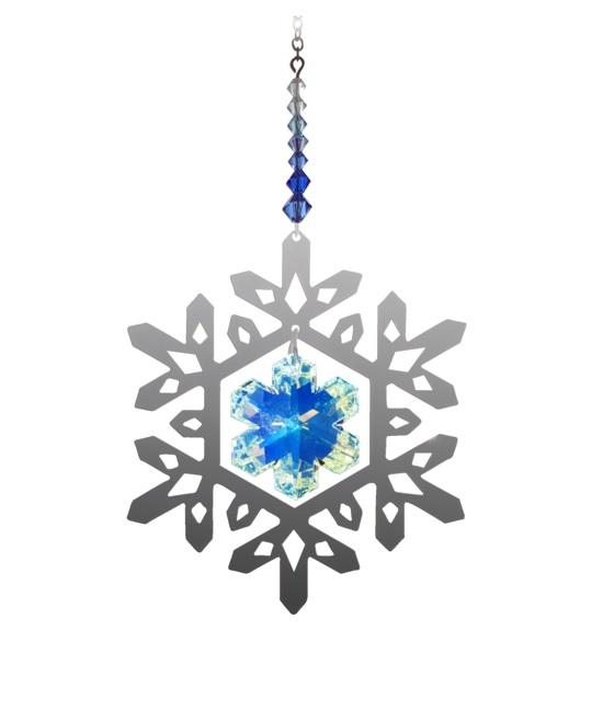 Castlebellgifts, Snow Flake Crystal Wildthings