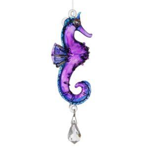 Castlebellgifts, Fantasy Glass Seahorse