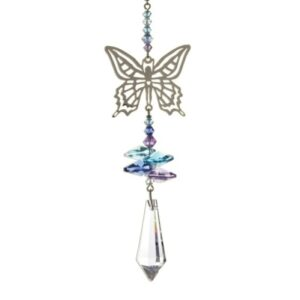 Castlebellgifts, Wildthings Crystal Butterfly