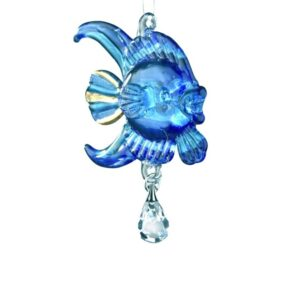 Castlebellgifts, Wildthings Coral Fish Crystal
