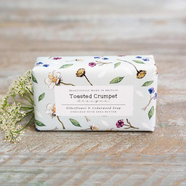 Castlebellgifts, Toasted Crumpet Soap