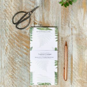 Castlbellgifts, Toasted Crumpet Shopping List Pad