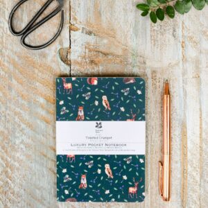 Castlebellgifts, Toasted Crumpet Notebook