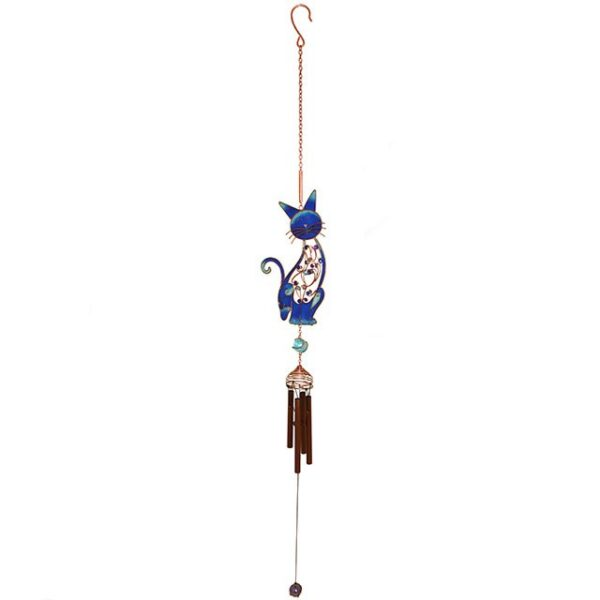 Castlebellgifts, Cat Windchime