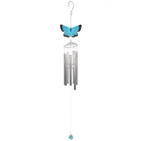 Castlebellgifts, Chalkhill Blue Butterfly Windchime