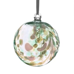 Castlebellgifts, Sienna Glass Orb