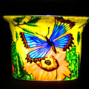 Butterfly Beauty Votive