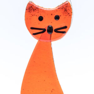 Upright Red Cat Thumbnail