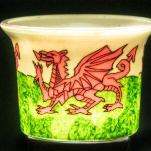Welsh Dragon Votive